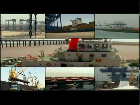 Port-led development in Gujarat: a short film by Gujarat Maritime Board