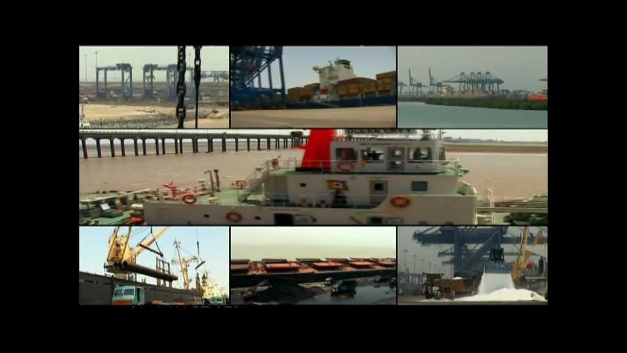 Maritime development in gujarat