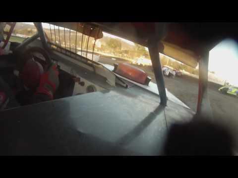 Ocean Speedway SportMod Heat Race #3 10-01-16 Pettit Race