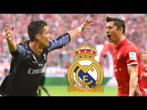 Real Madrid will Lewandowski NICHT !!