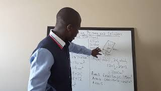 Best Online Math Tutor- Grade 8- Unit 4 Practice Questions- How to Find Surface Area and Volume