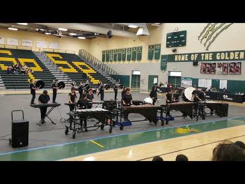 Earlimart Middle School Percussion Ensemble Performance