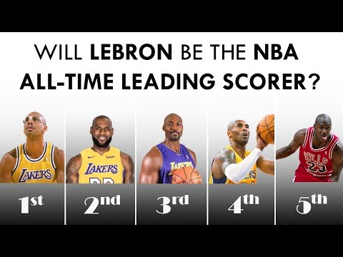 Can LeBron Pass Kareem As NBA's All-time Leading Scorer?