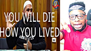 YOU WILL DIE HOW YOU LIVED
