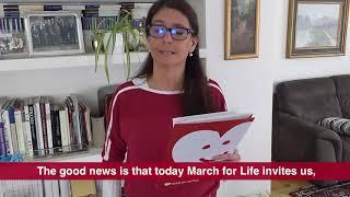 Derecho a Vivir participa en la Marcha por la Vida de París