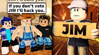They thought I was a Roblox hacker so they didn't vote for me...