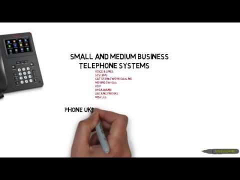 Small business telephone systems |  0800 009 6636