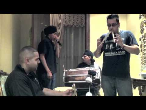 BEATBOXING WITH UK'S FINEST ALGOZEY PLAYER (INDIAN FLUTES)