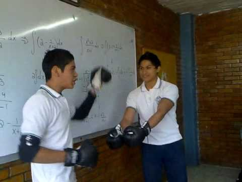 murillo vs mamer peleas de box en escuela instituto la paz leon gto Videos De Viajes