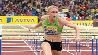 Sally Pearson beats Americans in Hurdles - from Universal Sports