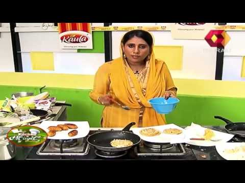 Kitchen Magic Season 3 |  Selina makes unnakai  erachi pathiri | Part 2