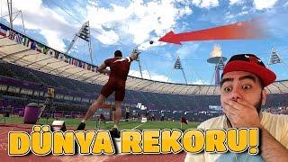 ÇIFTE DÜNYA REKORU!!! - YAZ OLIMPIYATLARI #08