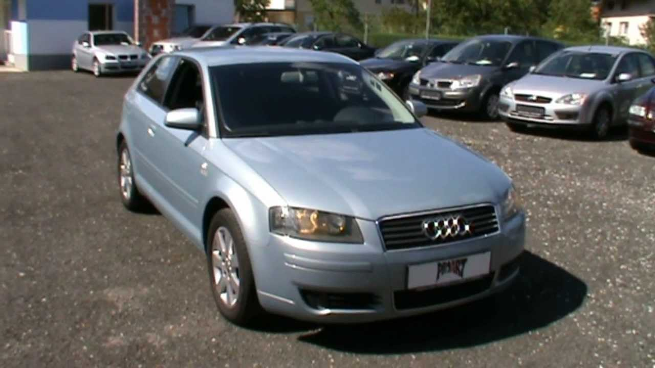 2003 Audi A3 2.0 TDI Full Review,Start Up, Engine, And In