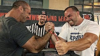 WAL after pulling | ARM WRESTLING 2019