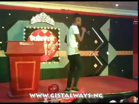 Port harcourt finest artist's perform at Naesim awards 2017
