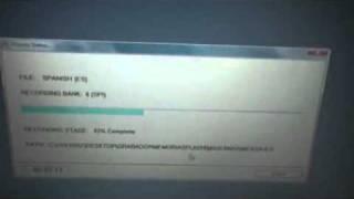 Coffeemar G250 - перепрошивка Часть 1(, 2011-11-29T20:00:52.000Z)