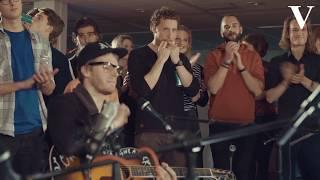 Portugal. The Man - Feel it Still (Live @ de Volkskrant Kantoortuin Concerten)