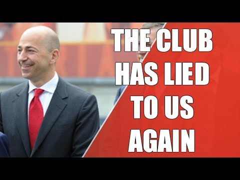 ARSENAL FC | YOU HAVE LIED TO US AGAIN (RANT)