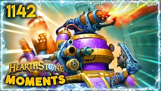 The DALARAN HEIST Starts! (With Bugs) | Hearthstone Daily Moments Ep.1142