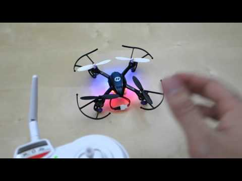 Holy Stone Predator Mini RC Quadcopter REVIEW