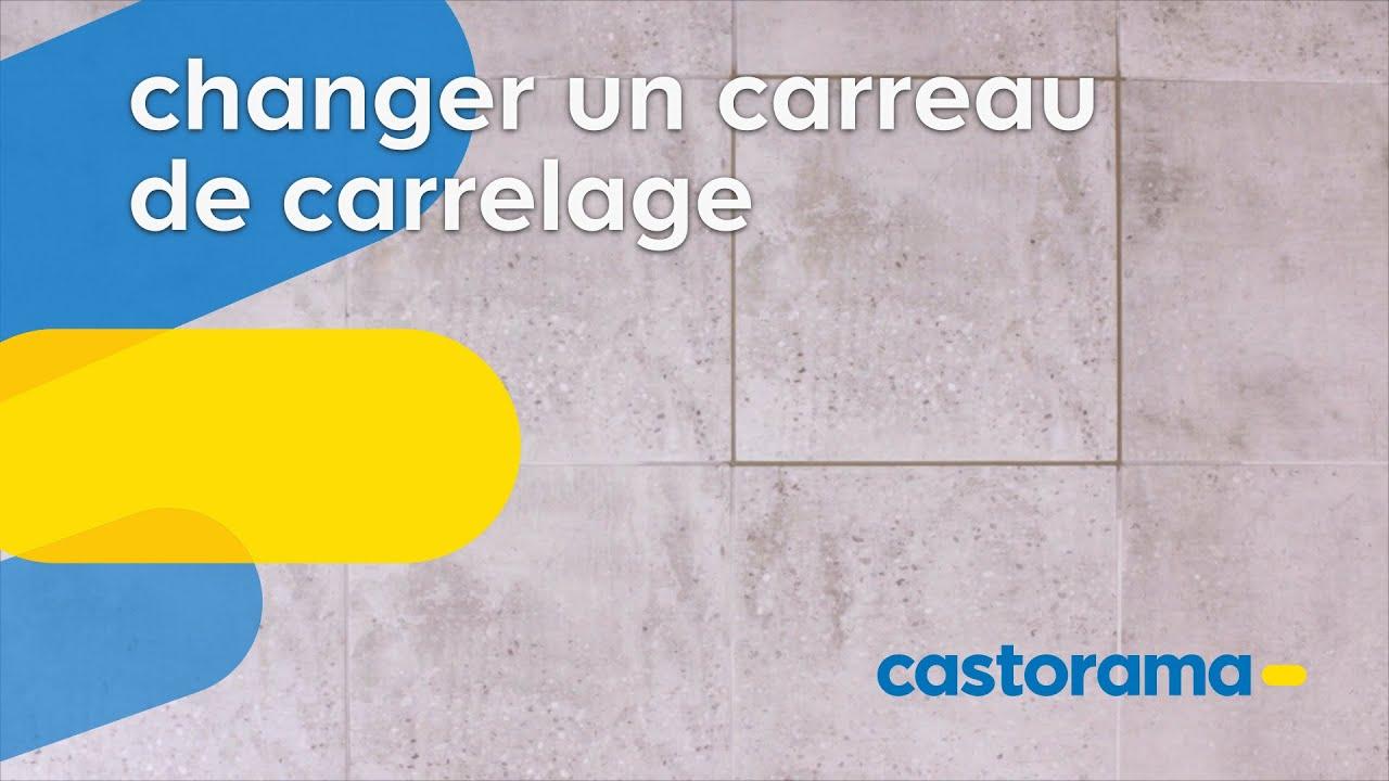 Remplacer Un Carreau De Carrelage comment changer un carreau de carrelage au sol - castorama