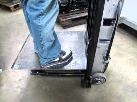 Sold Escalera Stair Climbing Hand Truck Dolly