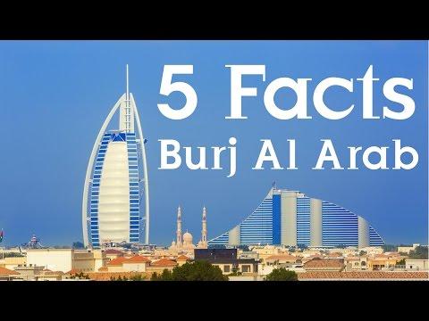 5 Amazing Facts About Dubai,s Burj Al Arab