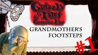 Grizzly Tales For Halloween | Grandmother