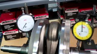 T-Man Tec-Tip,Understanding your pinion and sprocket shaft runout.