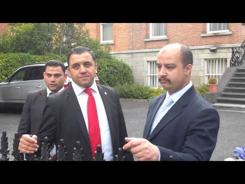 Egyptian embassy consul in Dublin is with the coup