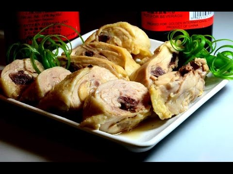 Zhaoxing Drunken Chicken : Authentic Chinese Cooking