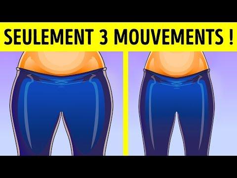 3 Exercices Simples Pour Affiner Les Cuisses