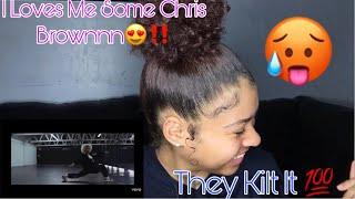 DaniLeigh - Easy (REMIX) ft. Chris Brown 🔥 || Reaction|| MARIAH.1