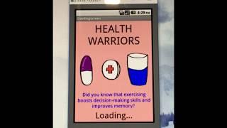 "CID3 M12 ""Health Warriors"" App"