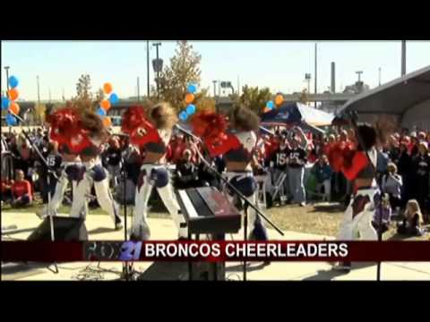 Denver Broncos Cheerleaders All Access