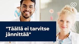 Töissä Suursuon sairaalassa⎪Työnantajaesittelyssä: Helsingin kaupungin SoTe ⎪Duunitori