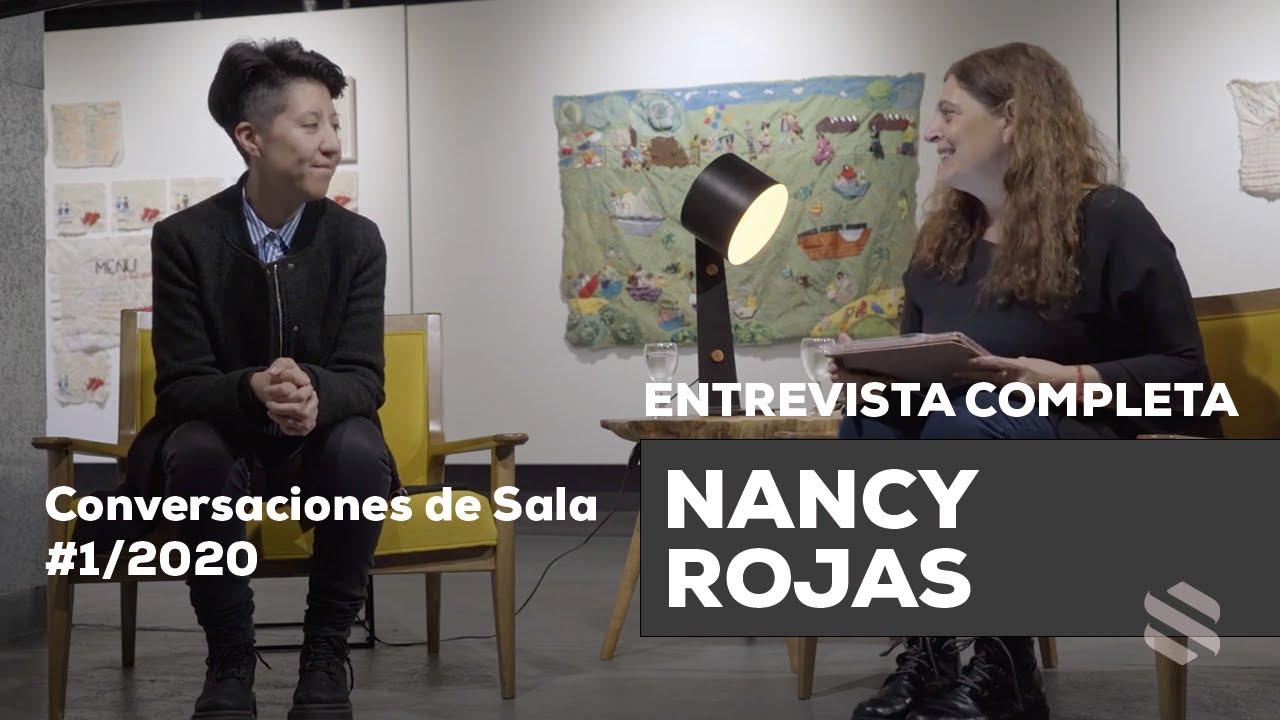 Conversaciones de Sala #1/2020 - Nancy Rojas