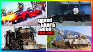 10 Cars & Vehicles You Should NOT Buy Anymore In GTA Online!