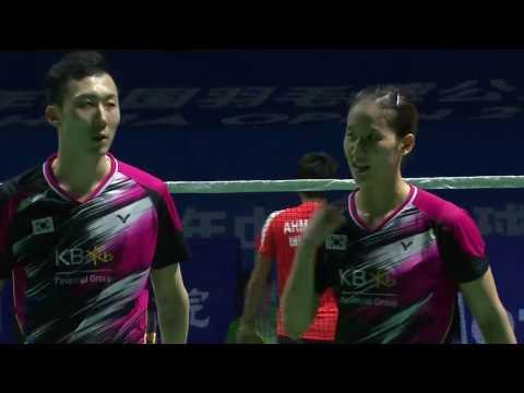 Thaihot China Open 2016 | Badminton QF M4-XD | Yoo/Chang vs Ahm/Nat