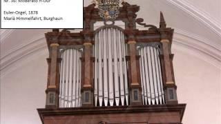 Michael Henkel: 60 Orgelstücke op. 62 / Teil 4