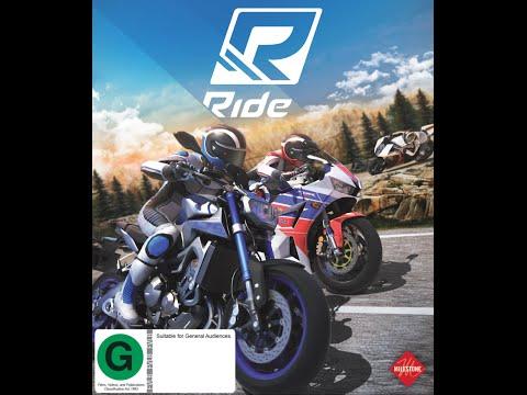 Ride demo ps4 w/alexlexus newgamingorder Kawasaki ninja zx10r  first time play
