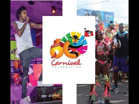 The E! Show S1-E1 Alkaline In Antigua, Romain Virgo In Antigua, Carnival 2016 Recap Part 1