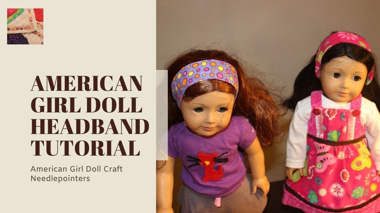 how to make american doll