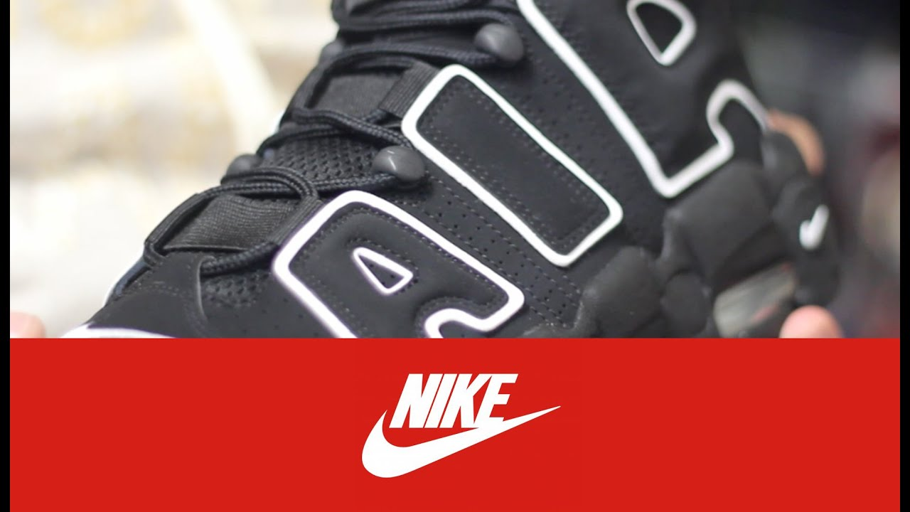 325b3074bc1d8 Nike Air More Uptempo Retro 2016 - YouTube