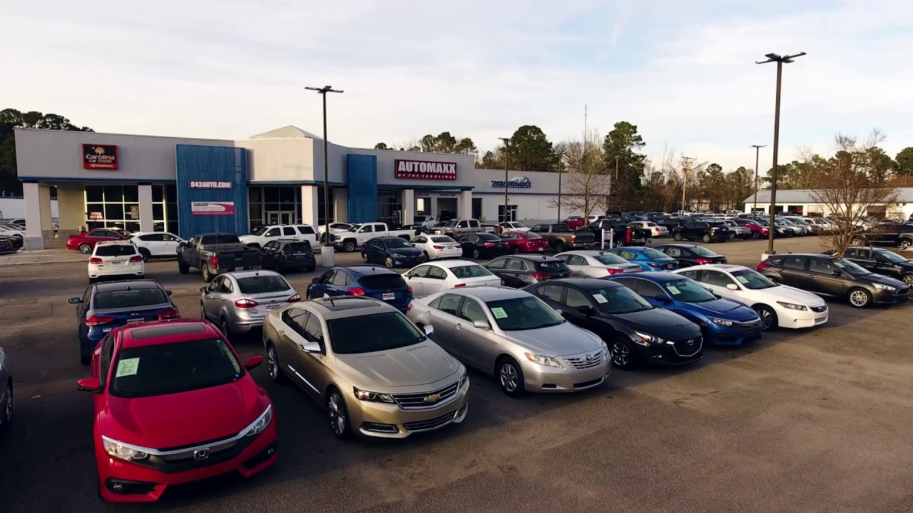 Automaxx Of The Carolinas Used Car Dealer In Summerville Sc