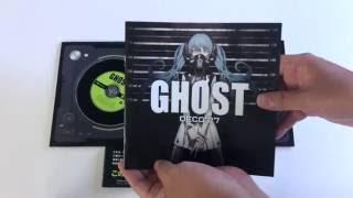 "DECO*27 ""GHOST"" CDの紹介です。 http://store.umaa.net/items/4016921."