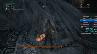 Bloodborne All Bosses Glitchless Speedrun in 1:15:16 IGT