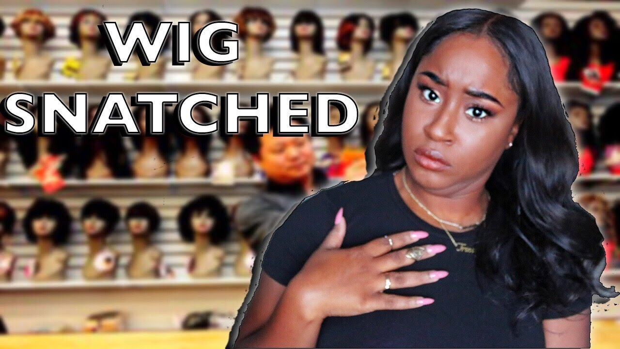 STORY TIME: BEAUTY SUPPLY STORE DRAMA AND THE WIG SNATCHER!