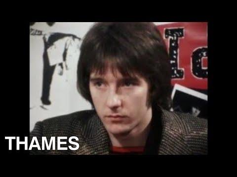 Midge Ure interview   Glen Matlock interview   Thames TV    1978