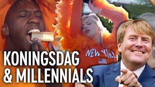 5 TIPS om KONINGSDAG te OVERLEVEN! - Millennials